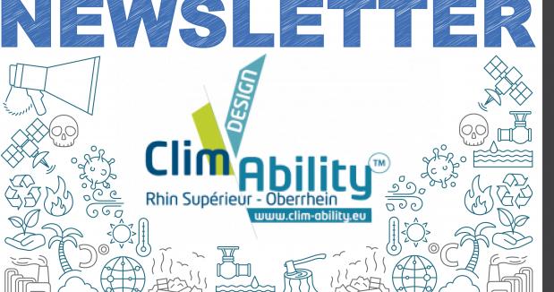Nouvelle newsletter Clim'Ability Design