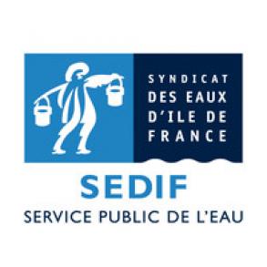 Logo Syndicat des eaux d'Ile de France