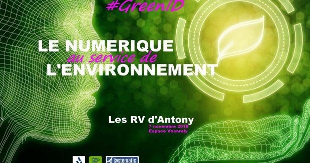Le numérique au service de l'environnement - Découvrez le programme !