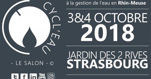 J - 5 avant Cycl'Eau Strasbourg !