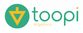 Logo TOOPI ORGANICS