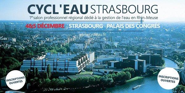 Cycl'Eau Strasbourg