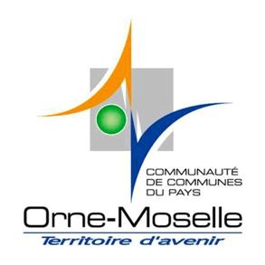 Logo Communauté de communes Pays Orne Moselle