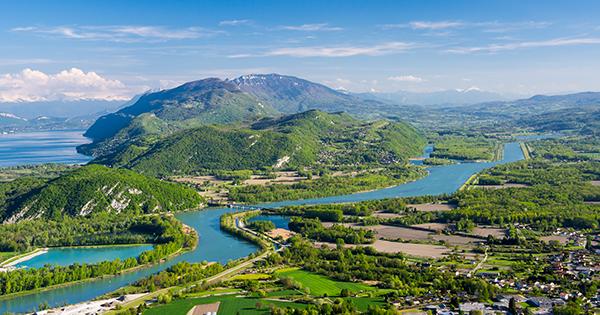 Appel du Rhône pour une personnalité juridique