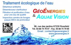 Logo GEOENERGIES ET AQUA VISION