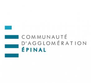 Logo Communauté d'Agglomération d'Epinal